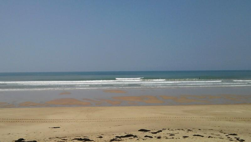 Surf report Plage des Dunes - France (85) 2010-05-28 13:00:00
