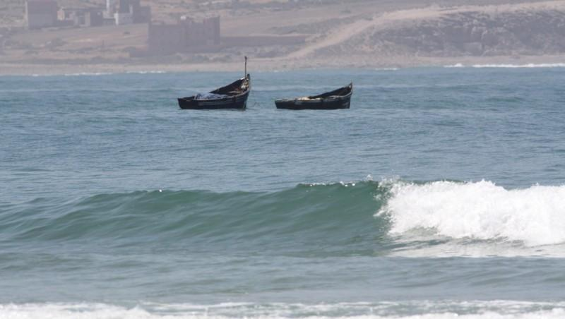 Surf report Baie d'Imessouane - Maroc (MA) 2010-05-29 11:30:00