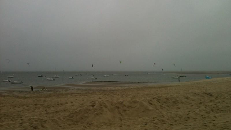 Surf report Arcachon - Les Arbousiers - France (33) 2010-05-30 12:40:00