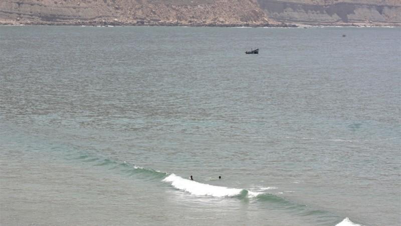 Surf report Baie d'Imessouane - Maroc (MA) 2010-05-30 12:30:00