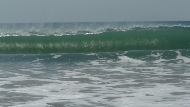 Surf report La Gachère - France (85) 2010-05-22 14:00:00