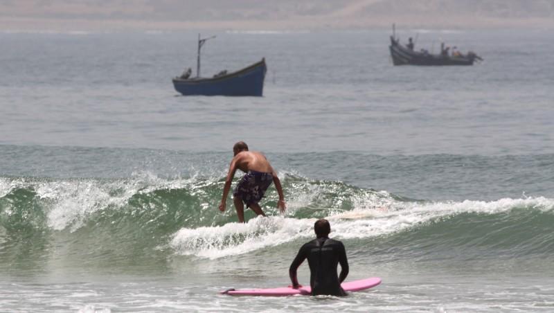 Surf report Baie d'Imessouane - Maroc (MA) 2010-05-31 12:00:00