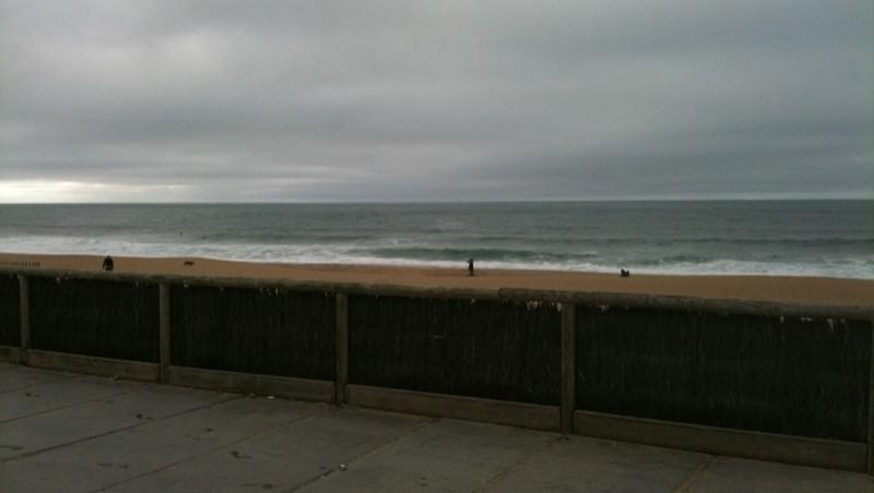 Surf report Anglet La Madrague - France (64) 2010-05-31 19:30:00
