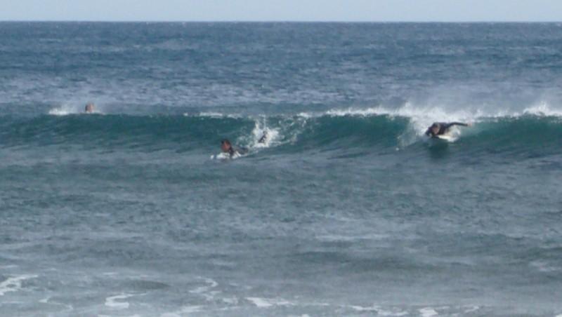 Surf report Sausset les Pins - Plage du Port - France (13) 2010-05-31 17:00:00