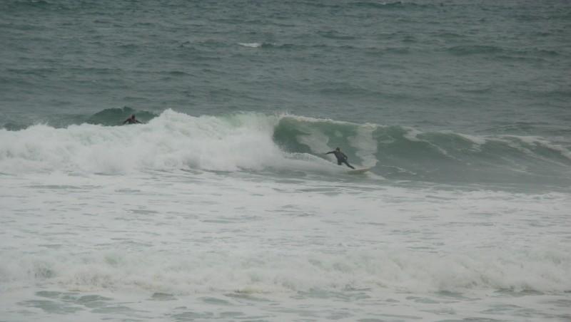 Surf report Lacanau Océan - La Nord - France (33) 2010-06-01 19:00:00