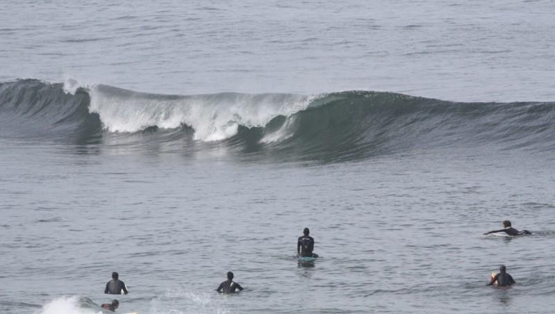 Surf report Imsouane - Cathédrale - Maroc (MA) 2010-06-03 11:00:00