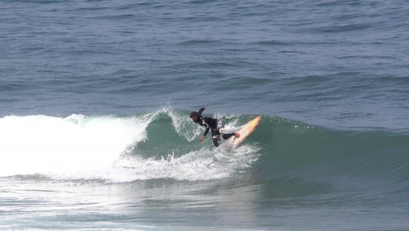 Surf report Imsouane - Cathédrale - Maroc (MA) 2010-06-07 10:00:00