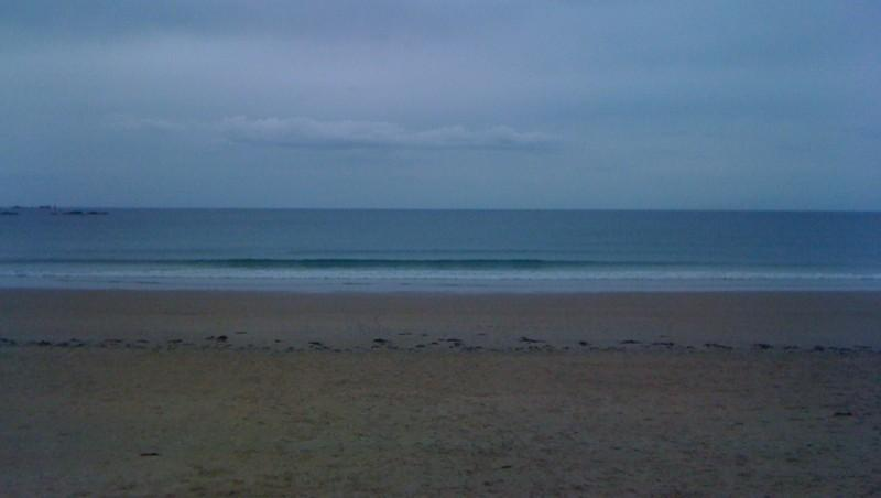 Surf report Saint-Malo - Le Sillon - France (35) 2010-06-07 21:00:00