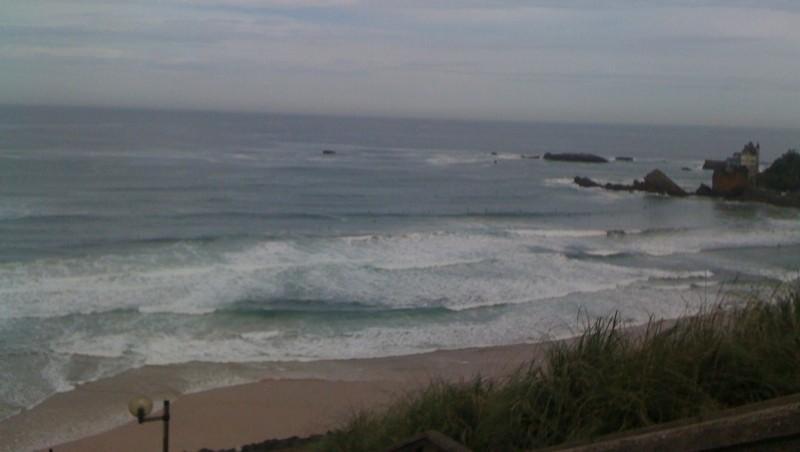 Surf report Côte des Basques - France (64) 2010-06-09 10:36:00
