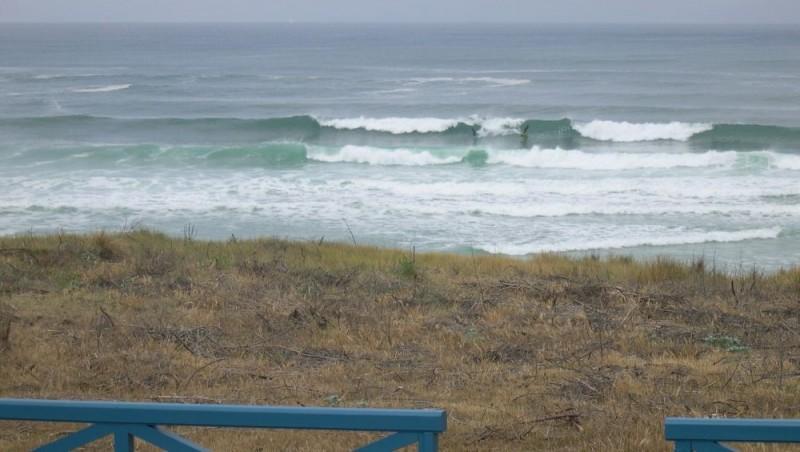 Surf report Lacanau Océan - La Nord - France (33) 2010-06-09 11:30:00