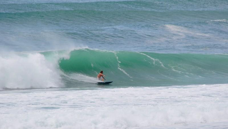 Surf report Seignosse - Les Bourdaines - France (40) 2010-06-09 16:00:00