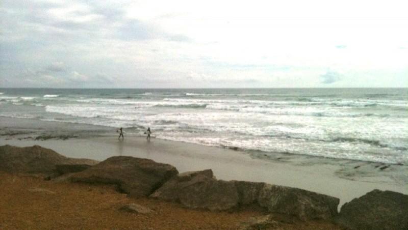 Surf report Penhors - France (29) 2010-06-09 19:00:00