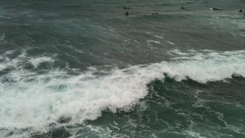 Surf report La Couronne - France (13) 2010-06-09 20:00:00