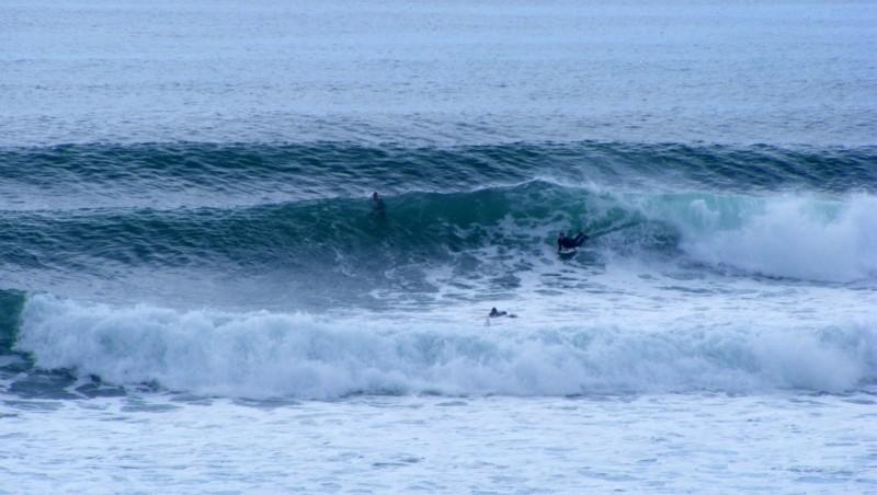 Surf report Lacanau Océan - La Nord - France (33) 2010-06-09 16:35:00