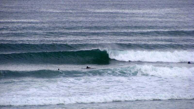 Surf report Lacanau Océan - La Nord - France (33) 2010-06-09 20:15:00
