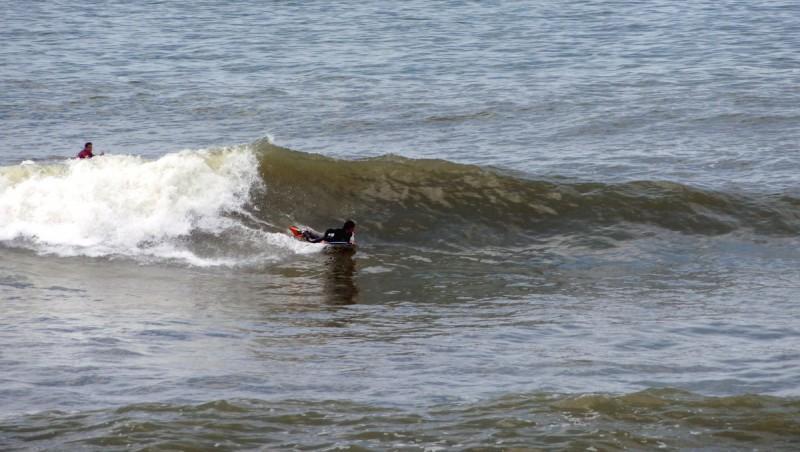 Surf report Margaret plage - France (44) 2010-06-10 11:25:00