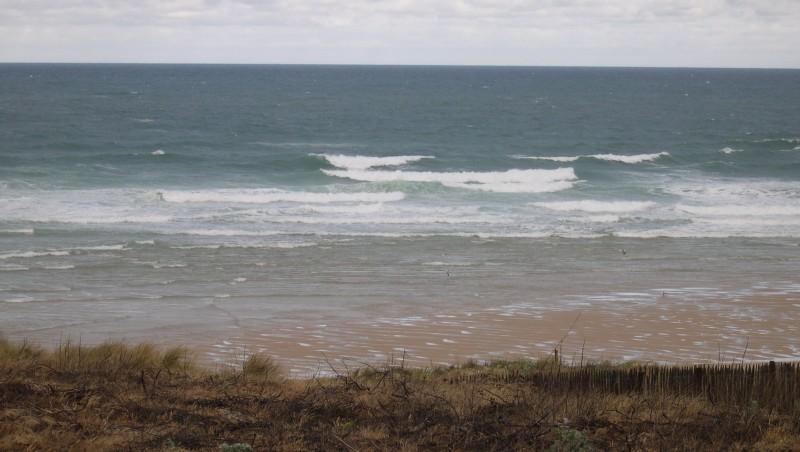 Surf report Lacanau Océan - La Sud - France (33) 2010-06-11 09:00:00
