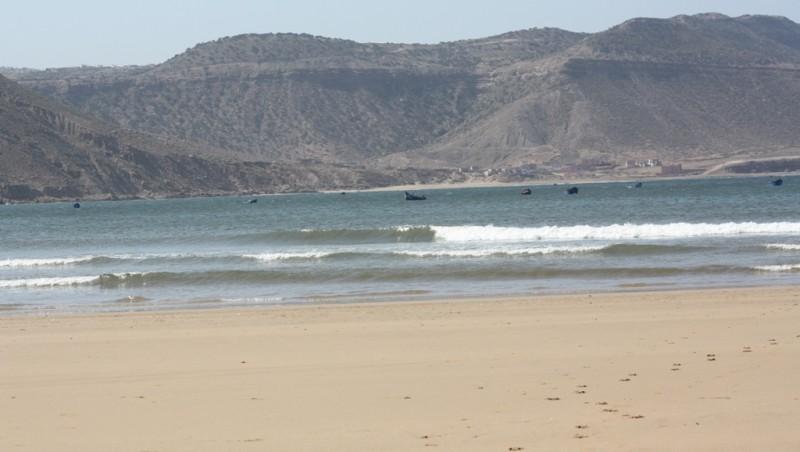 Surf report Baie d'Imessouane - Maroc (MA) 2010-06-12 10:00:00