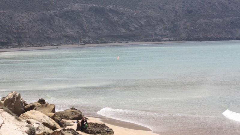 Surf report Baie d'Imessouane - Maroc (MA) 2010-06-13 11:30:00