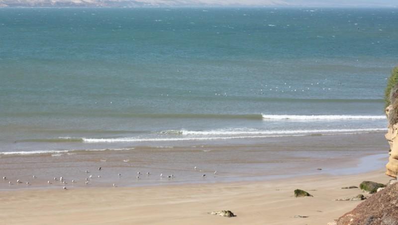 Surf report Baie d'Imessouane - Maroc (MA) 2010-06-14 09:30:00