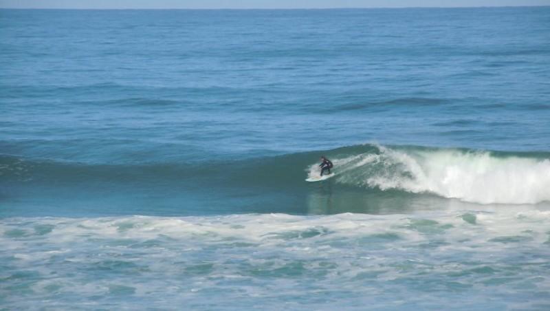 Surf report Lacanau Océan - La Nord - France (33) 2010-06-15 10:20:00