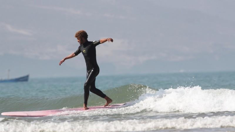 Surf report Baie d'Imessouane - Maroc (MA) 2010-06-15 09:30:00