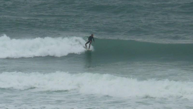 Surf report Carcans Océan - France (33) 2010-06-15 17:00:00