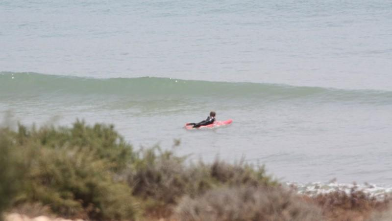 Surf report Baie d'Imessouane - Maroc (MA) 2010-06-16 13:00:00