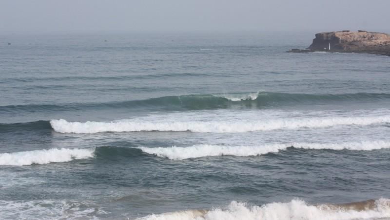 Surf report Imsouane - Cathédrale - Maroc (MA) 2010-06-17 09:00:00