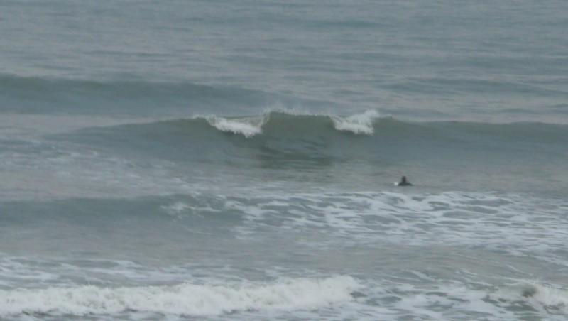 Surf report Carcans Océan - France (33) 2010-06-18 07:20:00
