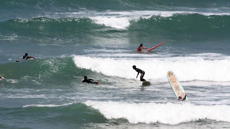 Surf report Imsouane - Cathédrale - Maroc (MA) 2010-06-18 12:15:00