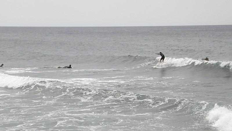 Surf report Sausset les Pins - Plage du Port - France (13) 2010-06-19 11:30:00