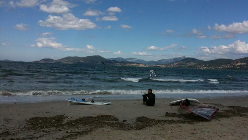 Surf report La Madrague - France (83) 2010-06-20 10:58:00