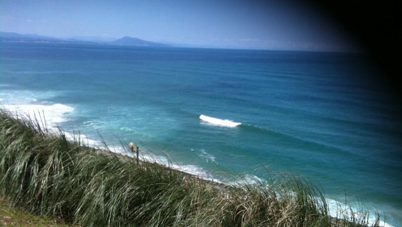 Surf report Côte des Basques - France (64) 2010-06-21 13:12:00