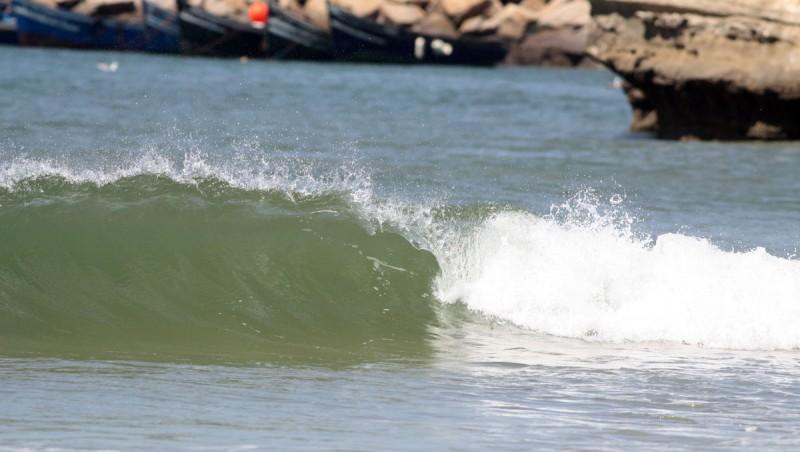 Surf report Baie d'Imessouane - Maroc (MA) 2010-06-21 12:10:00