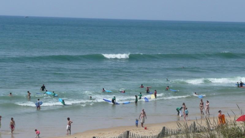 Surf report Lacanau Océan - La Nord - France (33) 2010-06-23 15:00:00