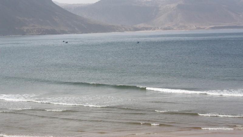 Surf report Baie d'Imessouane - Maroc (MA) 2010-06-25 09:00:00