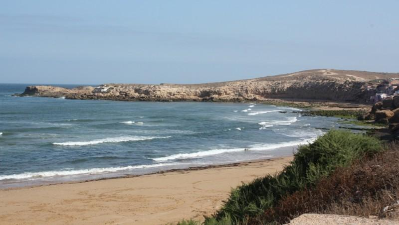 Surf report Imsouane - Cathédrale - Maroc (MA) 2010-06-25 09:10:00