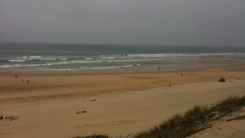 Surf report Biscarrosse Plage - France (40) 2010-06-27 10:52:00