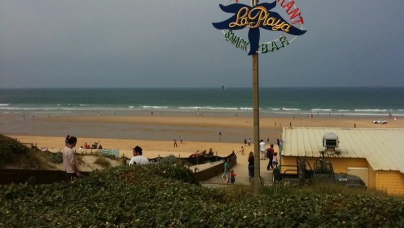 Surf report Biscarrosse Plage - France (40) 2010-06-27 11:58:00