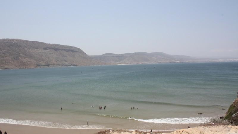 Surf report Baie d'Imessouane - Maroc (MA) 2010-06-27 12:00:00
