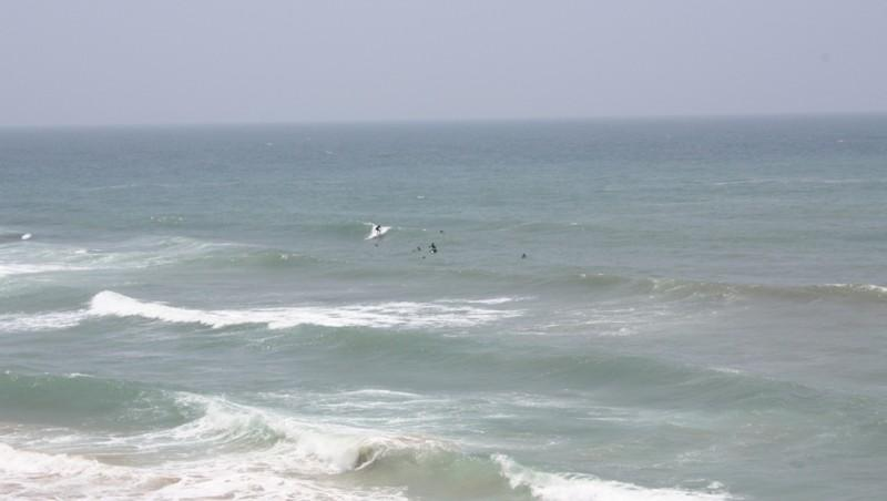 Surf report Imsouane - Cathédrale - Maroc (MA) 2010-06-28 13:00:00