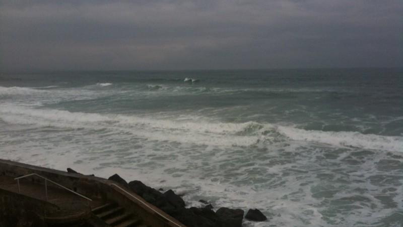 Surf report Côte des Basques - France (64) 2010-07-03 08:00:00