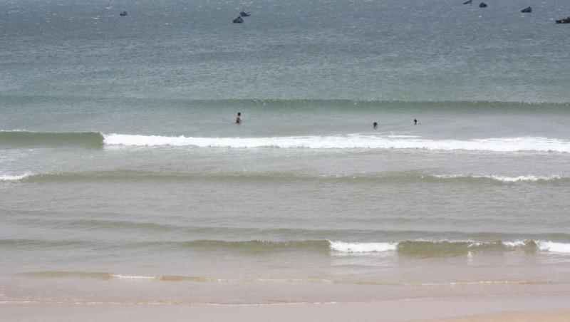 Surf report Baie d'Imessouane - Maroc (MA) 2010-07-03 12:00:00