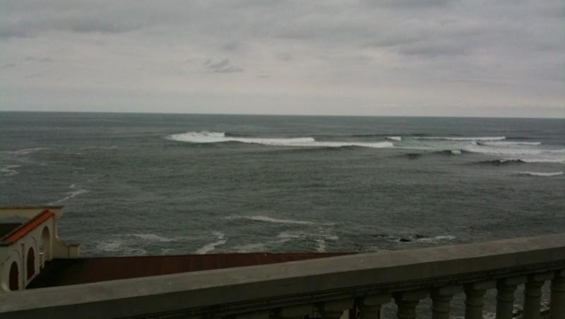Surf report Guethary Parlementia - France (64) 2010-07-04 09:00:00