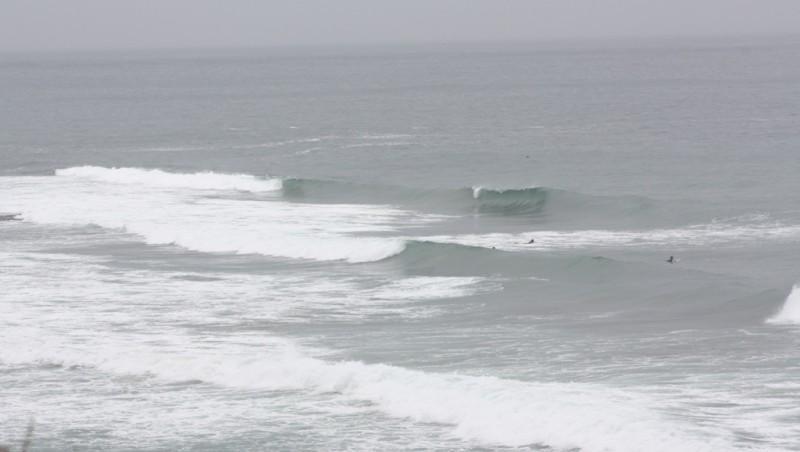 Surf report Imsouane - Cathédrale - Maroc (MA) 2010-07-05 12:00:00