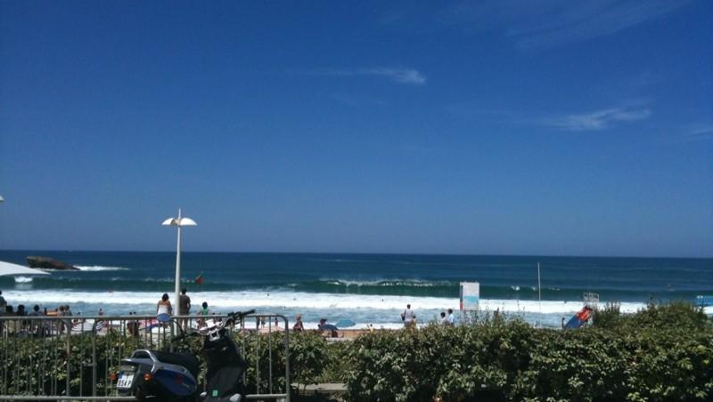 Surf report Biarritz - Grande Plage - France (64) 2010-07-07 13:32:00