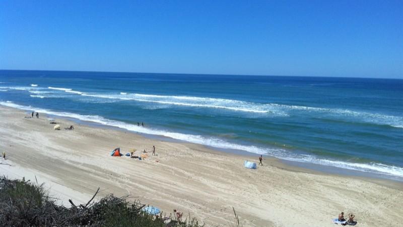 Surf report Soulac sur Mer - France (33) 2010-07-07 14:10:00