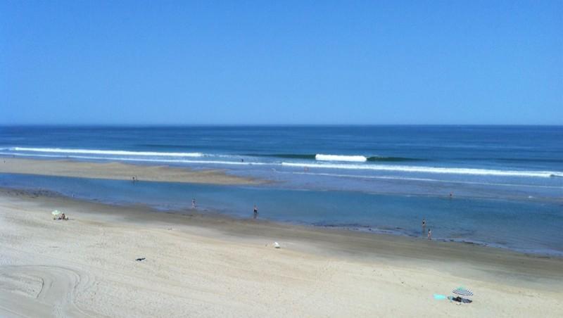 Surf report Soulac sur Mer - France (33) 2010-07-08 10:53:00
