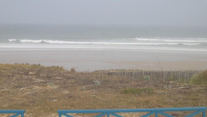 Surf report Lacanau Océan - La Sud - France (33) 2010-07-09 09:00:00